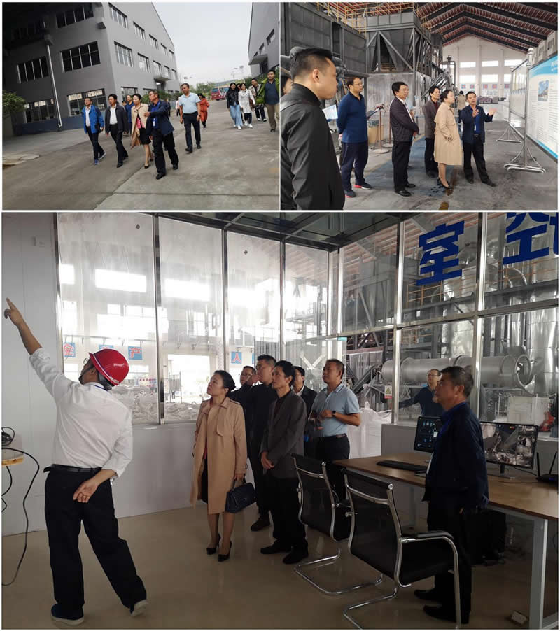 "The interview delegation of ""The media grassroots CPPCC travel"" in Central and Provincial visited Pingxiang Global"